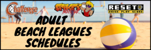 toledo adult youth beach volleyball summer leagues
