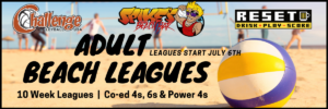 toledo adult beach volleyball summer leagues