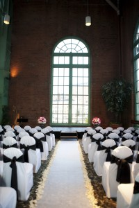 Windows On the River Ceremony