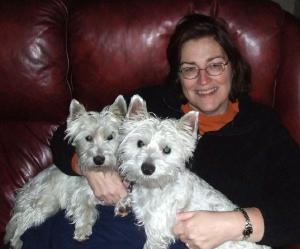 Kenne and Gilley - WestieMed Recipient July 2008