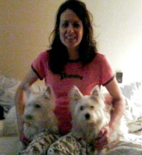 Double Trouble - WestieMed Recipient August 2008