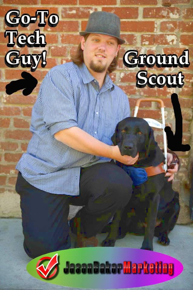 Jason & Ground Scout