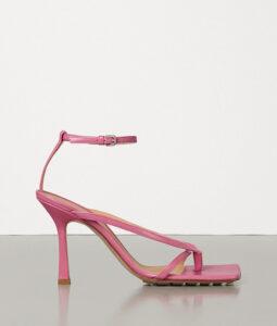 Bottega Veneta Stretch Sandals in Presia