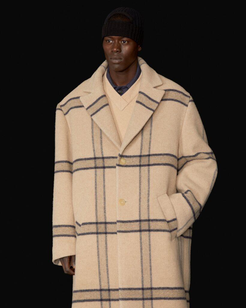 Jacquemus le manteau
