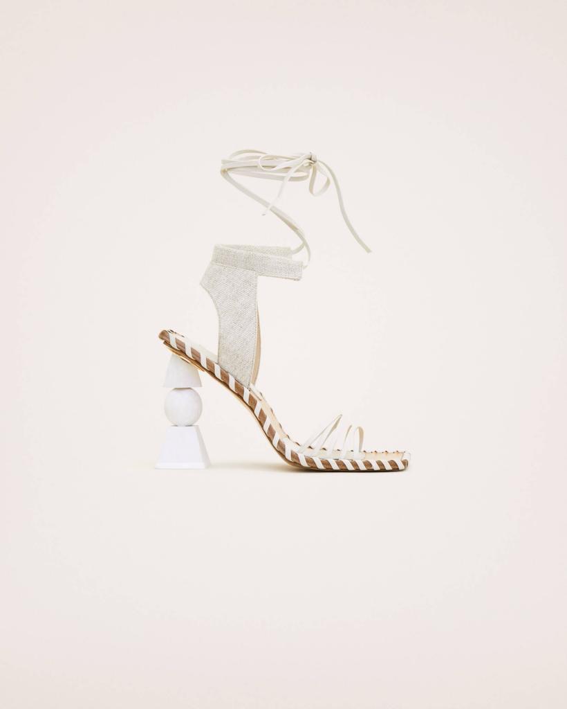 Jacquemus les sandales Valerie hautes