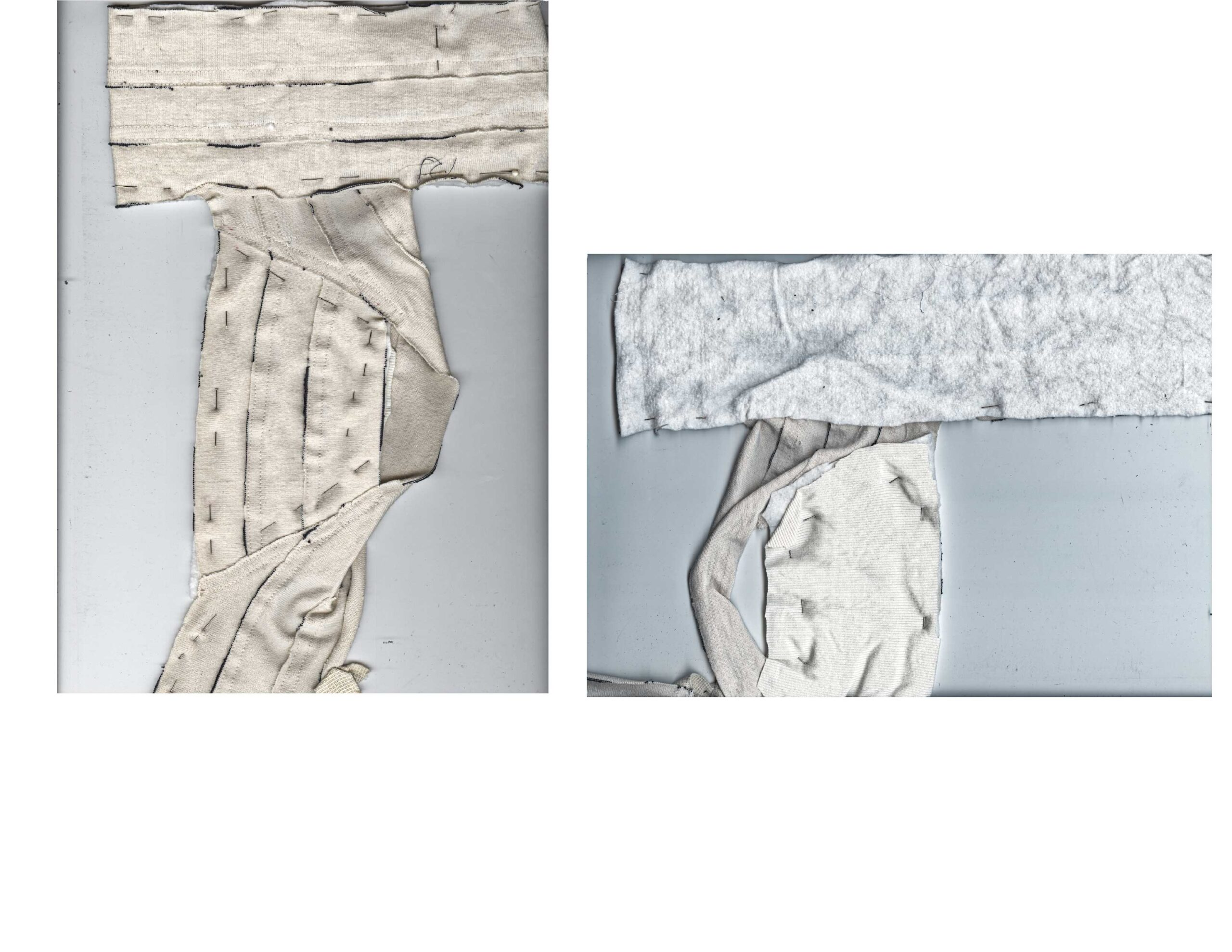 Reconstruction - Layers - by Tricia Crivellaro