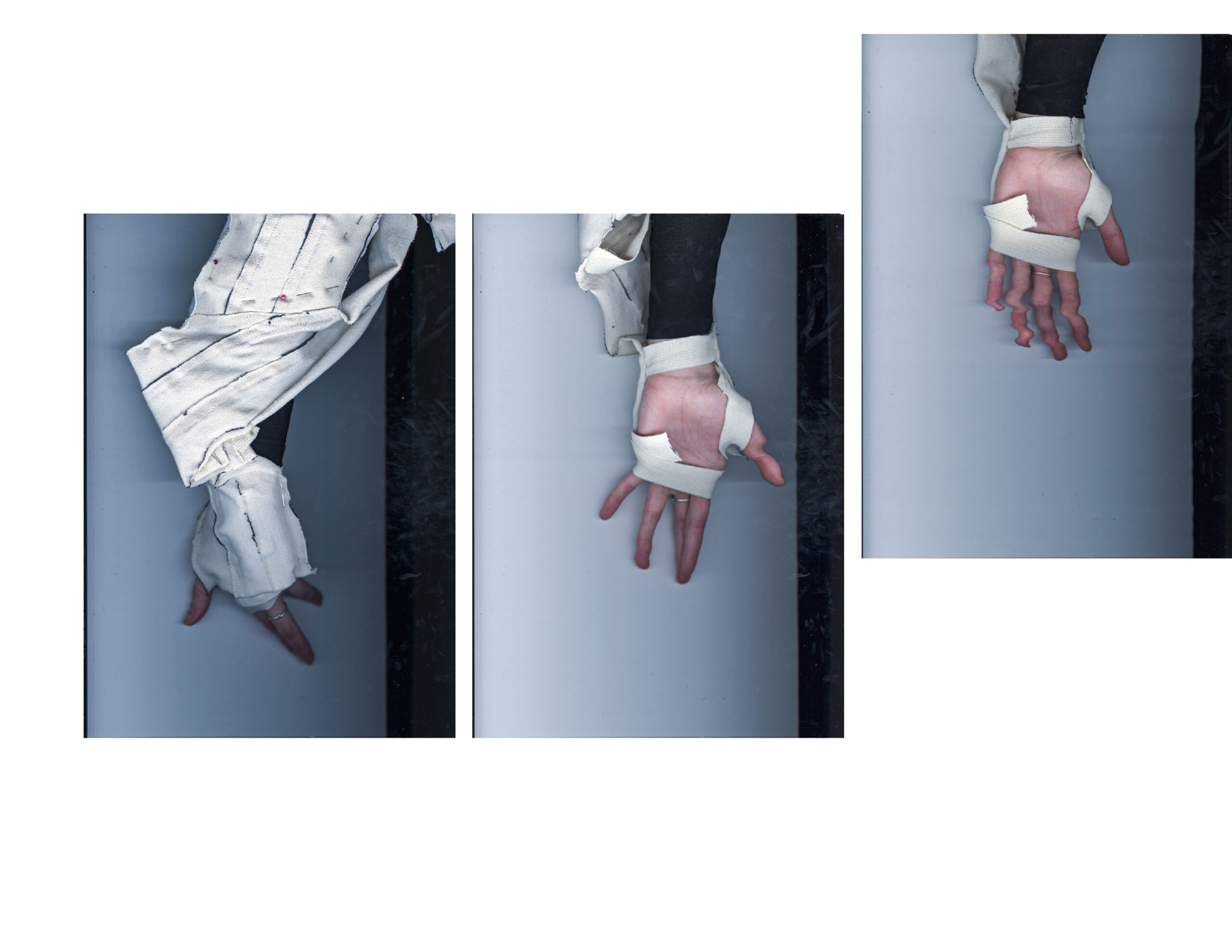 Reconstruction - Fittings - by Tricia Crivellaro