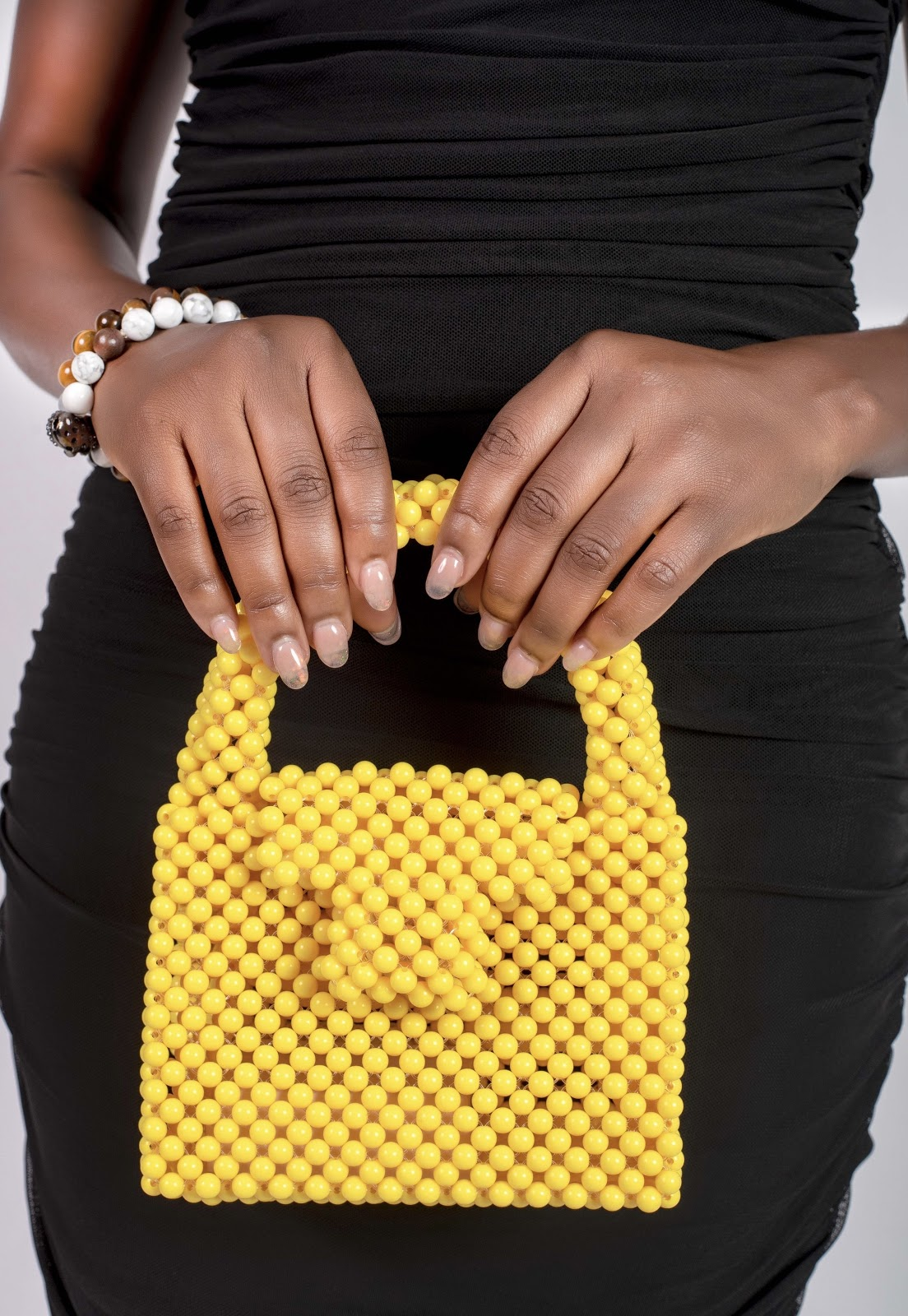 Pictured above is the Tifa bag, designed and handmade by Egbeyemi