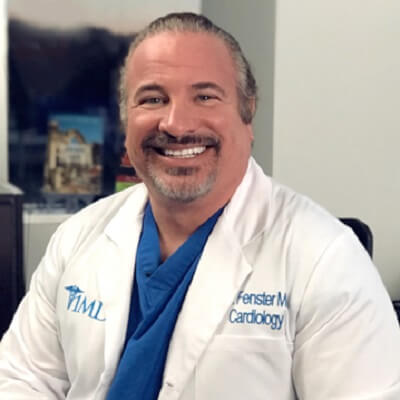 Ep029: Dr. Michael Fenster – Board-certified Interventional Cardiologist & Professional Chef