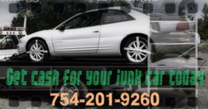 cash for junk cars broward county