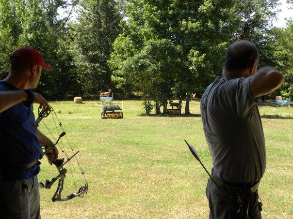 Bennett's Archery event