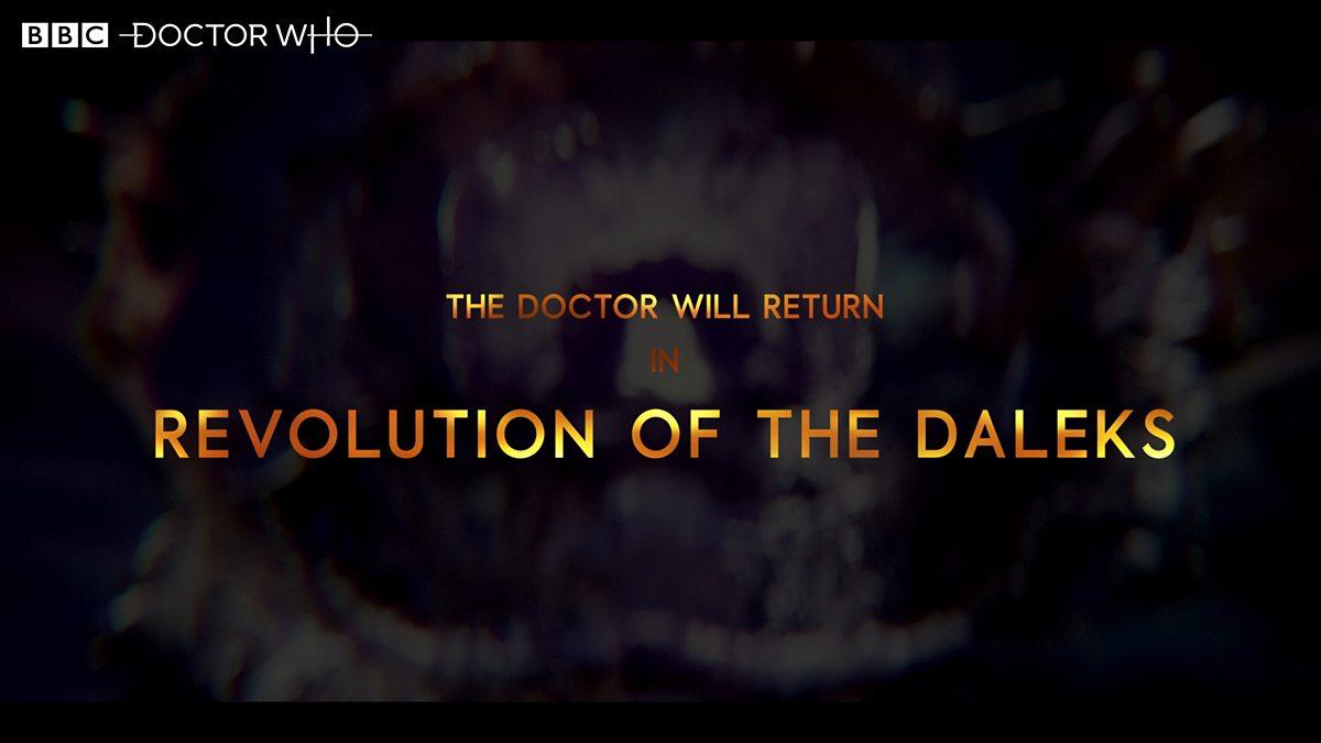 The Doctor's Great Covid-19 Escape