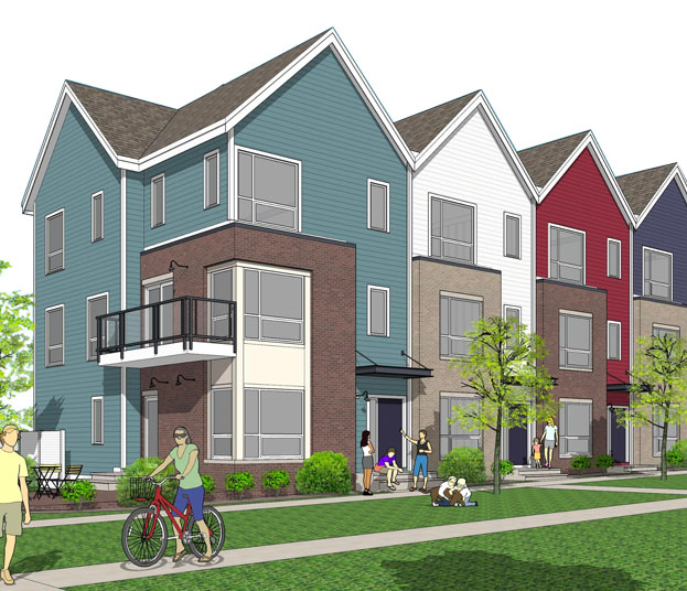 Villages at Riverwalk - Townhomes