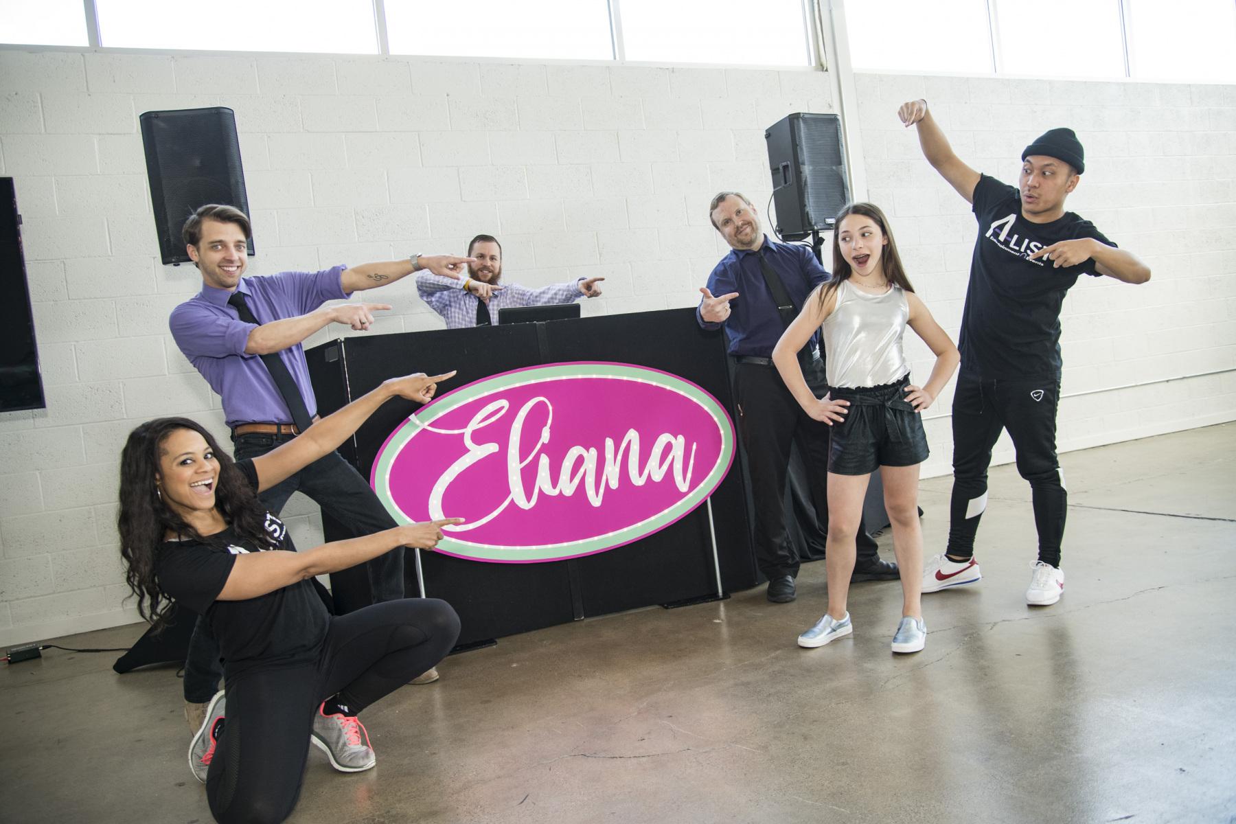 Eliana Wolfe Bat Mitzvah