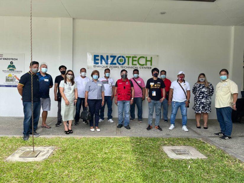 Exploring Partnerships In Calatagan