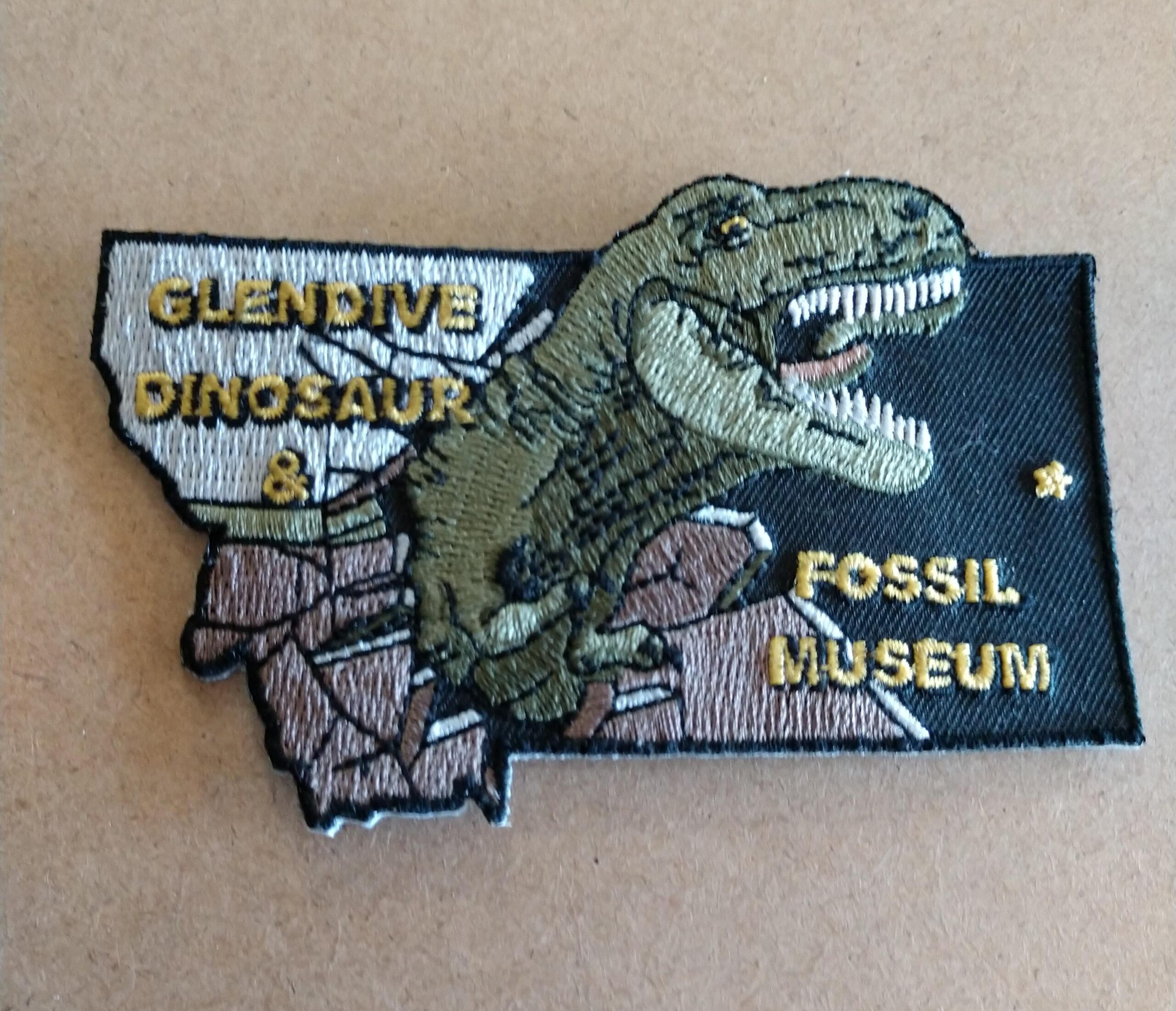Museum Logo Patch