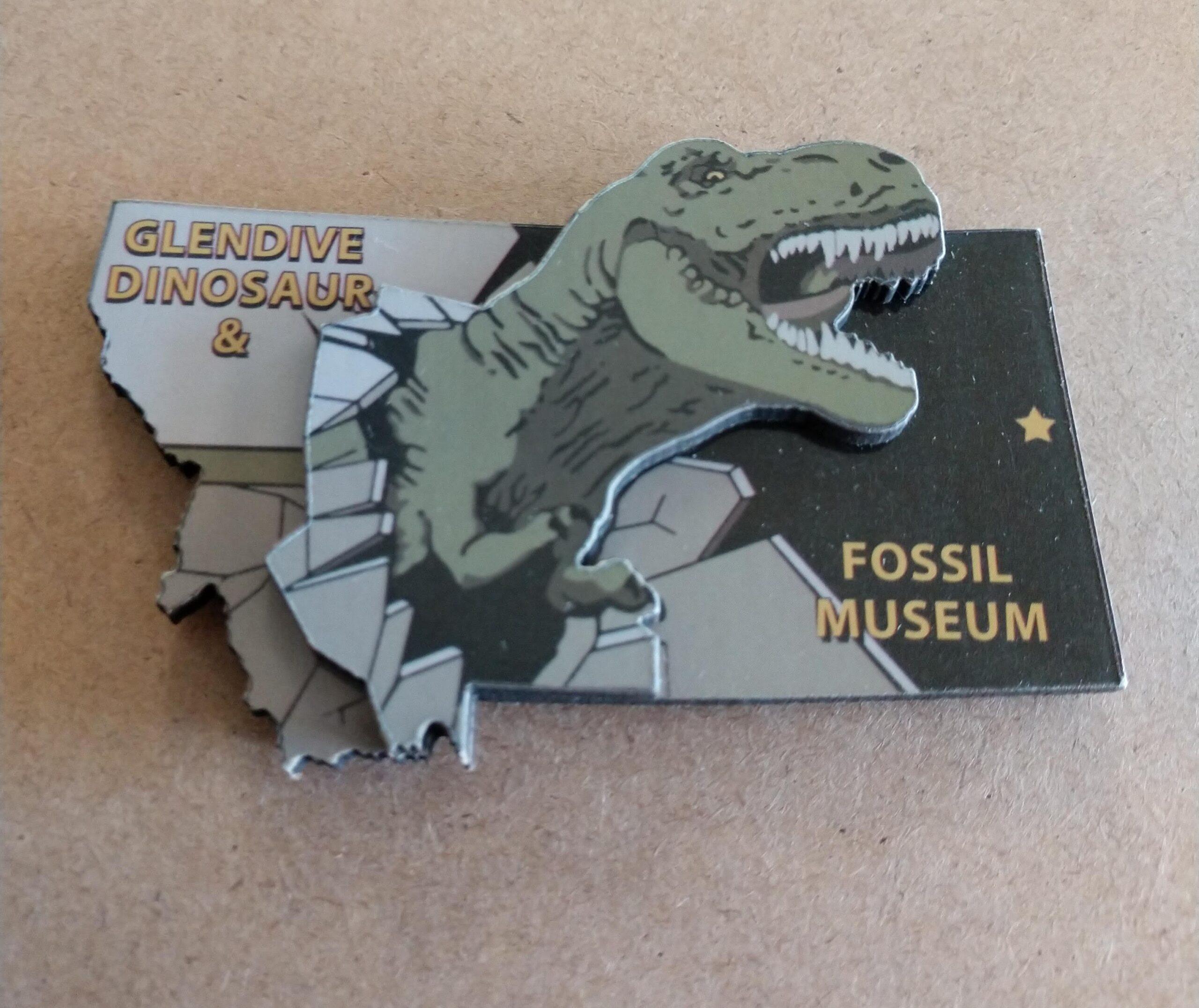Museum Logo Magnet