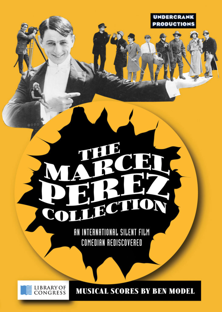 Marcel Perez DVD
