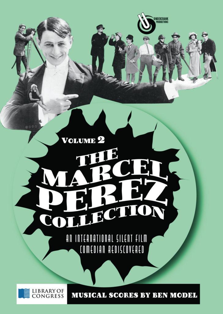 Marcel Perez Volume 2 DVD