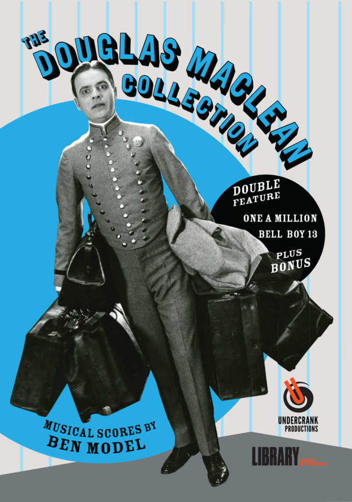 Douglas MacLean DVD