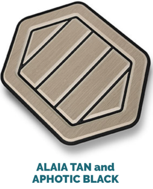alaila tan and black