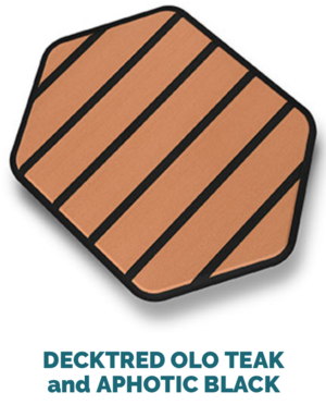decktred olo teak and black
