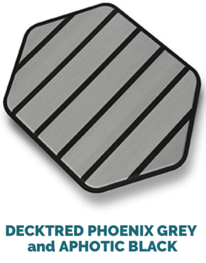 decktred phoenix grey and black