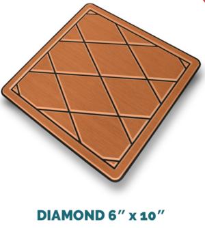 diamond 6x10