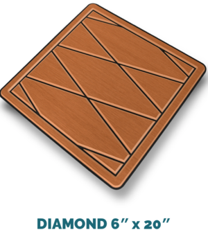 diamond 6x20