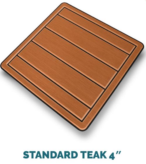 standard teak