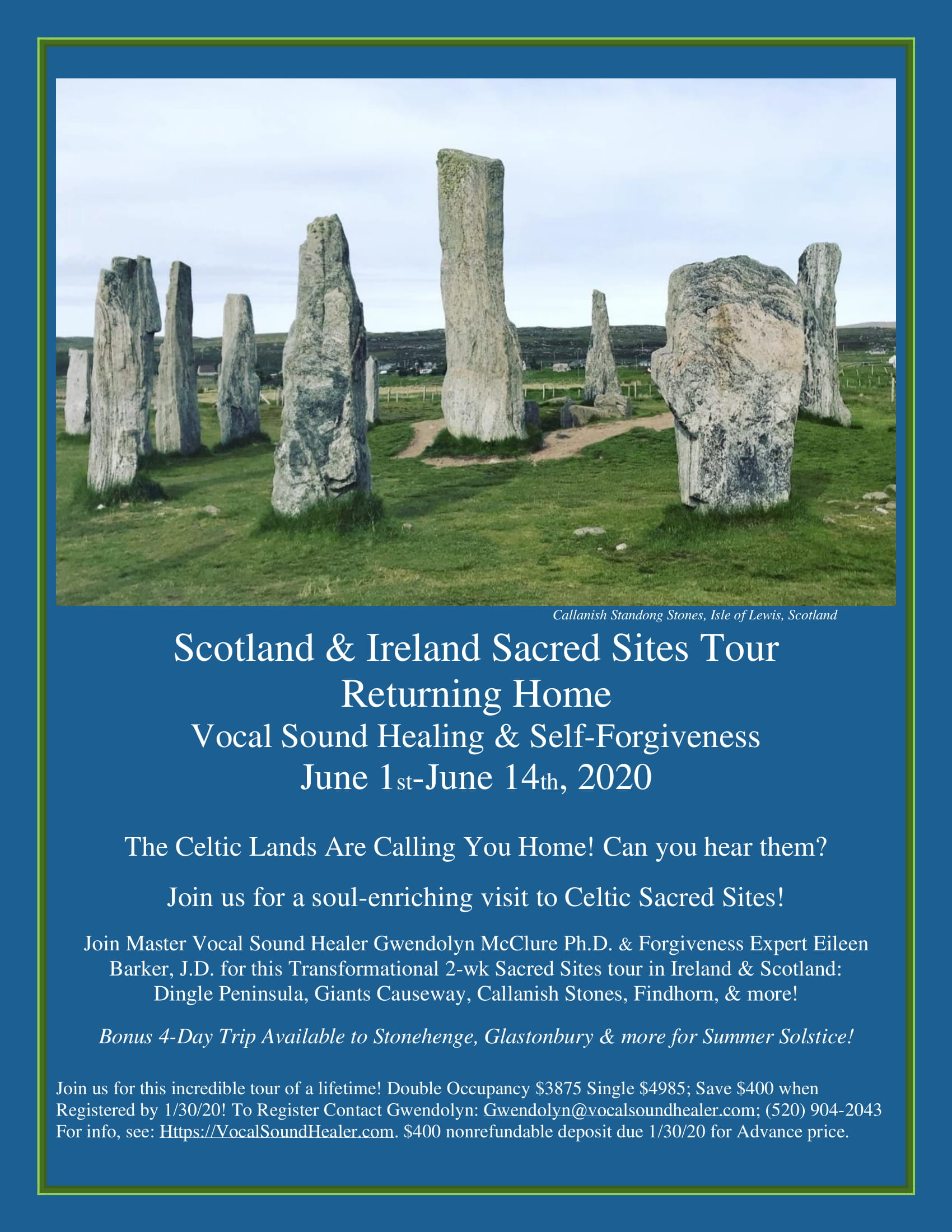 Isis & Gwendolyn Ireland Scotland Flyer-1