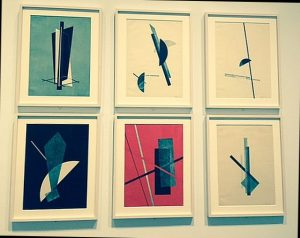 Moholy-Nagy Constructs. Photo by Jodie Jacobs