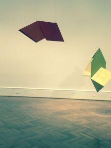 'Helio Oiticia' exhibit at the Art Institute of Chicago