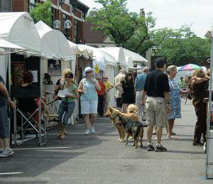 Art Fair season is here. Enjoy!