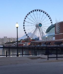 Navy Pier at twilight. Photo by Jodie Jacobs