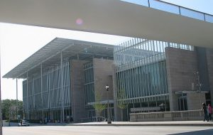 The Modern Wing of the Art Institute of Chicago has architecture galleries.