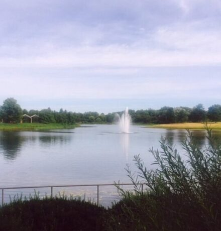 Chicago Botanic Garden, Glencoe, IL (J Jacobs photo)