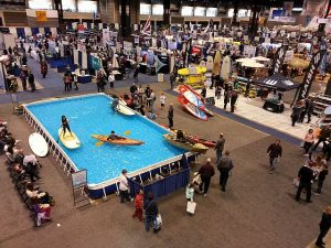 Chicago Boat Show is on now with lots of fun activities