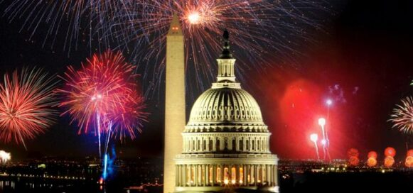 Capitol Fourth on PBS (Shot from cameras throughout the DC area compliments of Capitol Fourth)