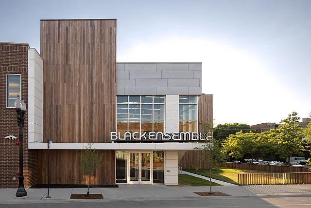 Black Ensemble Theater has an excellent venue at 4450 N. Clark St. (Black EnsembleTtheater photo)