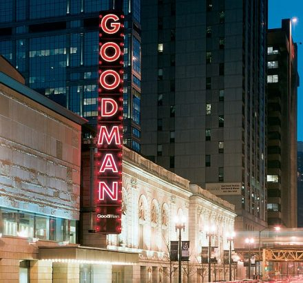 Goodman Theatre has shows in its Albert and Owen Theatres. (Goodman Theatre Photo)