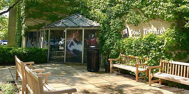 Court Theatre on the University of Chicago campus. (Court Theatre photo)