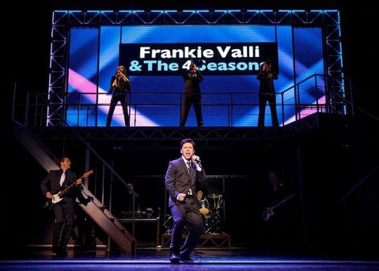 Jersey Boys at the Auditorium Theatre