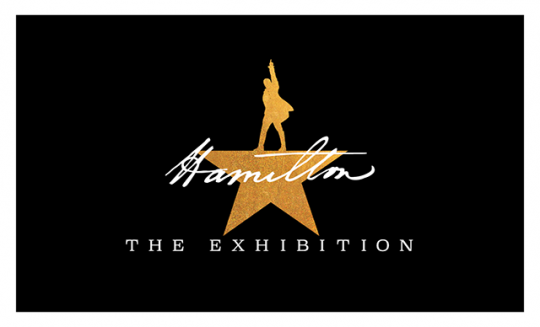 Hamilton The Exhibition opens on Northerly Island (Photo courtesy of Broadway In Chicago)