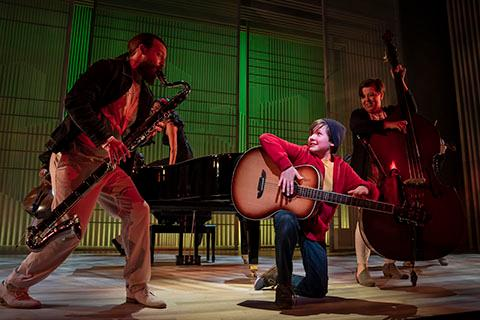 August Rush, the Musical, is at Paramount Theatre, Aurora. (Liz Lauren photo)