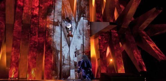 Metropolitan Opera is streaming Wagner's Ring cycle. (Photo courtesy of the Metropolitan Opera)