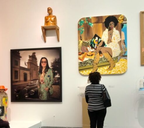 Think about how portraits have changed over time when viewing a new exhibit at MCA Chicago.. (J Jacob s photo)