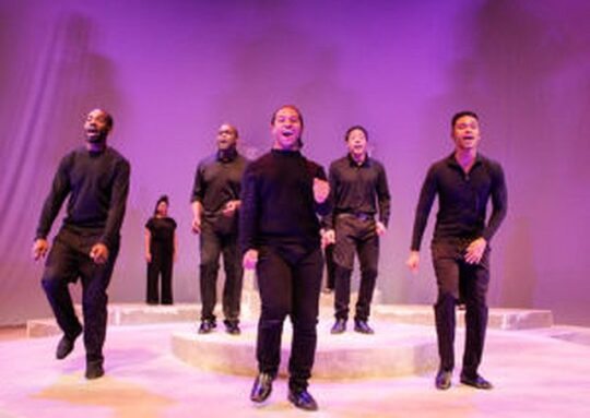 Legends the Musical at Black Ensemble Theater