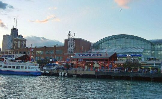 Navy Pier. (J Jacobs photo)