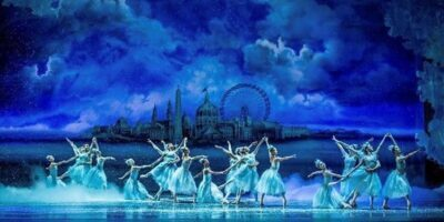 Joffrey Ballet's The Nutcracker (Photo courtesy of Joffrey Ballet)